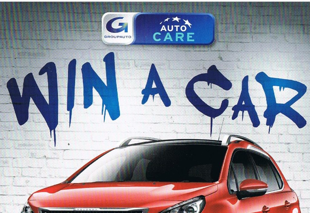 Summer offer 2019, win a car