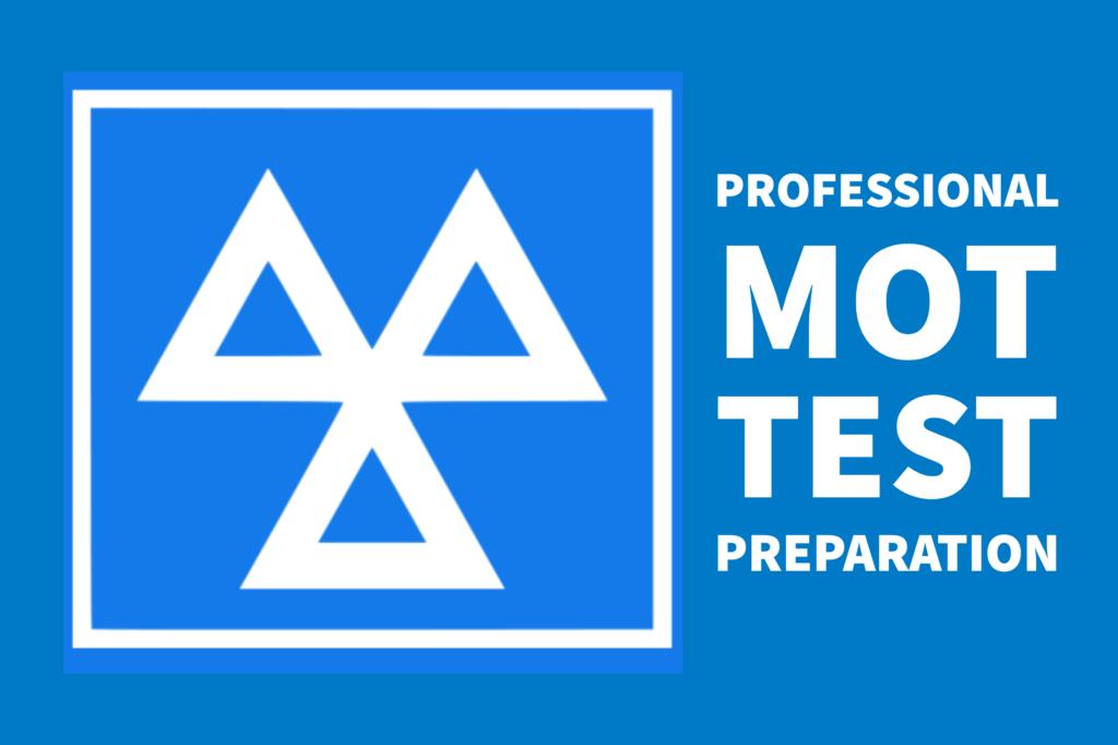 Sprint Auto MOT Test preparation